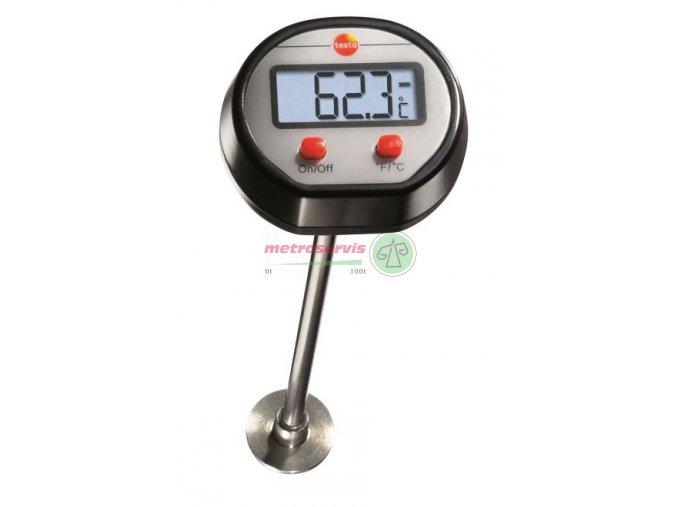 Mini teploměr testo, povrchové měření