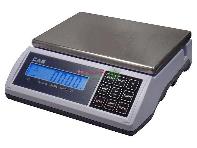 ED - H 30kg počítací váha Cas
