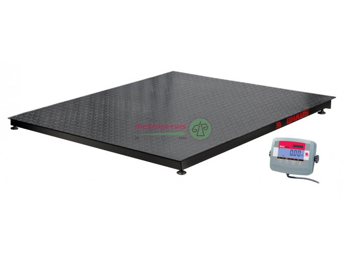 VE Painted Steel Platform with Indicator Right (1)