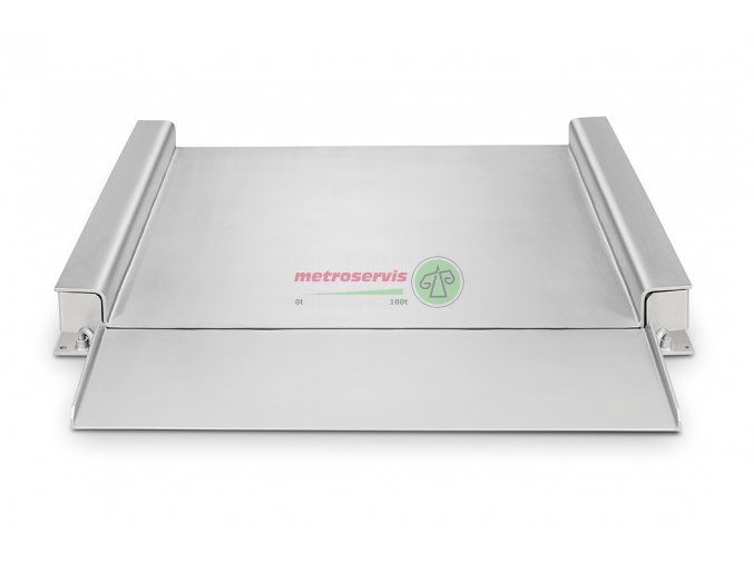 DFD Stainless Steel Platform Front