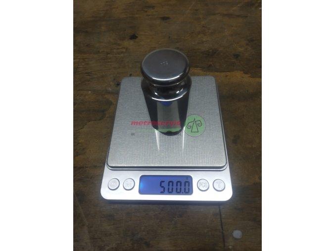 Akreditovaná kalibrace kapesních vah