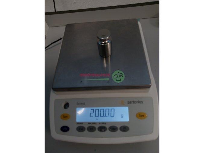 Akreditovaná kalibrace laboratorních předvážek