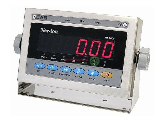 NT 200S indikátor Cas