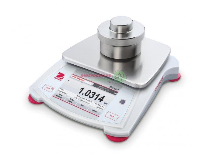 STX 170 x 140 mm laboratorní váha Ohaus