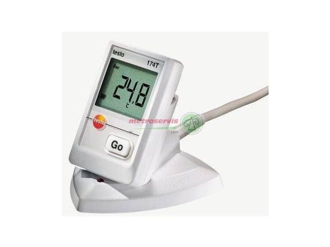 testo 174T datalogger teploty s USB dokovací stanicí