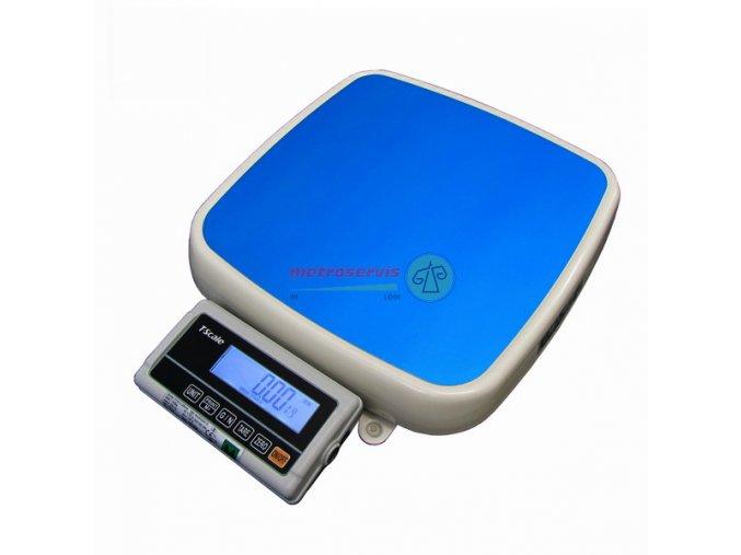 TSCALE FOXII250MRH osobní lékařská váha 150 / 250 kg-M