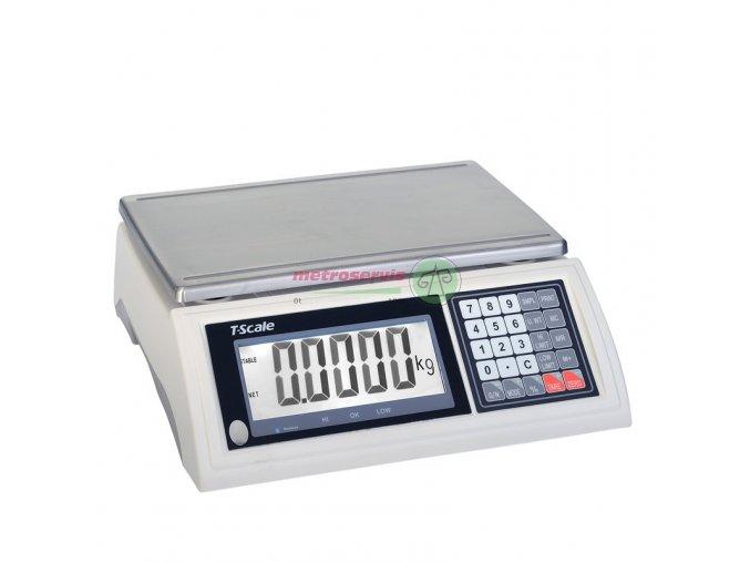 JW03HR 15 kg/0,5 g Počítací váha