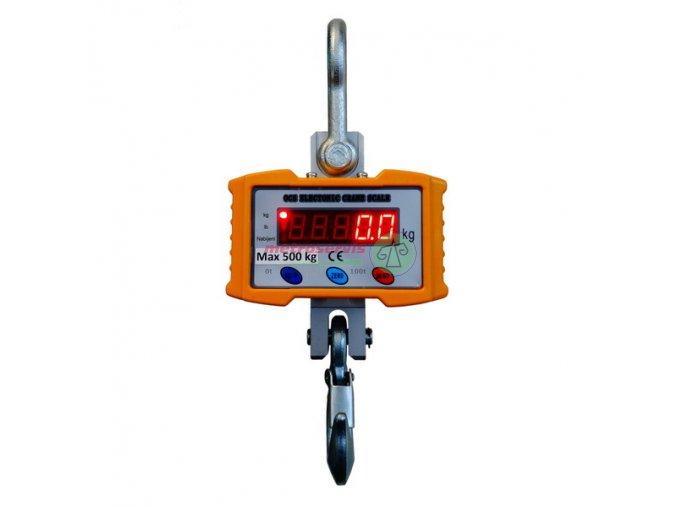 ZEV-150 150 kg/50 g závěsná váha