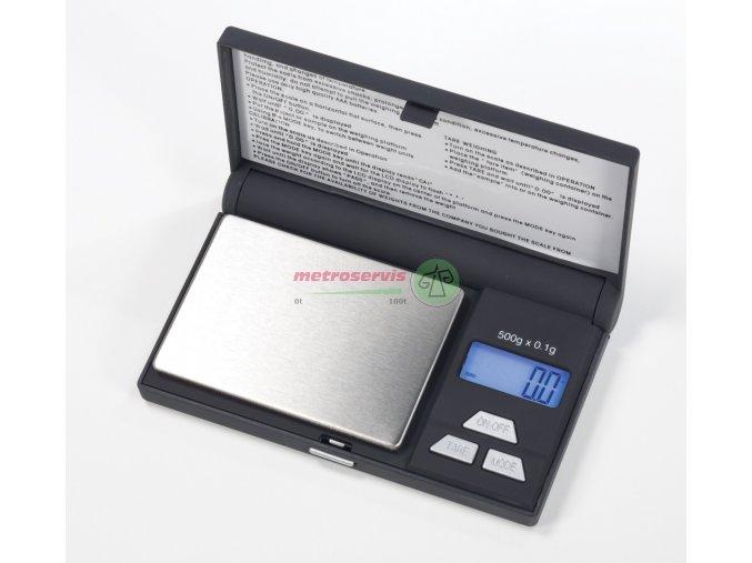 Kapesní váha YA