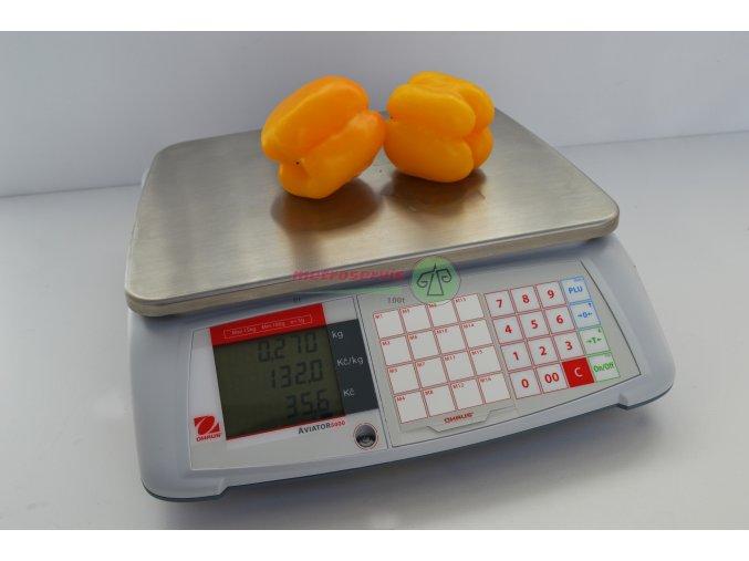 A51PH12L váha s výpočtem ceny Ohaus - půjčovací