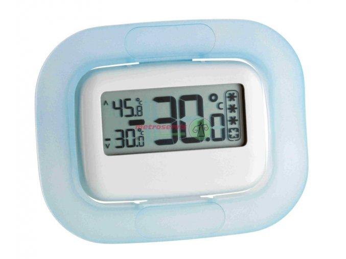Půjčovné TFA 30.1042 digitální teploměr do chladniček a mrazniček