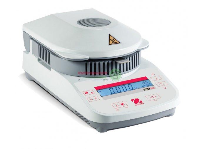 Analyzátor MB 25