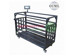 4TD0615PL MOBIL dobytčí váha 150 kg