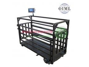 4TD0615PL TRANSPORT dobytčí váha 150 kg M