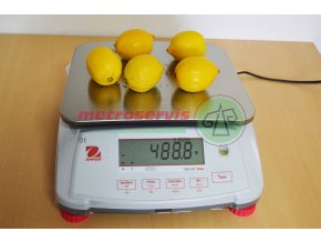 V71P1502T-M gastro váha stolní Ohaus