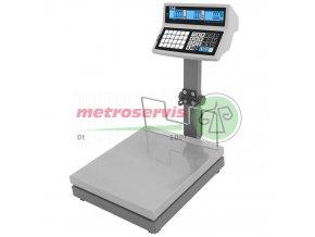 EB-S 60kg váha s výpočtem ceny Cas