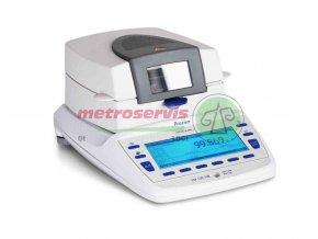 EM 120 HR analyzátor vlhkosti Precisa 124 g