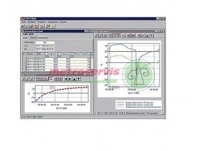 Software pro komunikaci s GMHxxx