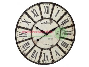 TFA 60.3039.02 nástěnné hodiny XXL