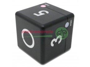 Digitální časovač TFA 38.2040.01 černý
