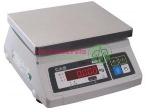 SW - LR 10kg gastro váha stolní Cas