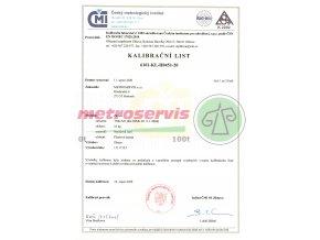 Závaží M1, 10 kg2 (2)