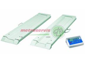 WPT8B 300 C lůžková váha Radwag