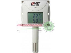 web senzor T3510 teplota a vlhkost