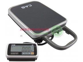 PB 200 kg můstková váha Cas - předváděcí