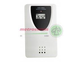 TFA 30.3049 digitální teploměr s vlhkoměrem s bezdrátovým čidlem TFA 30.3195