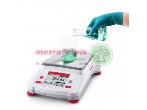 AX8201/E laboratorní váha Ohaus