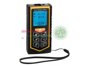Laserový měřič vzdálenosti TFA 31.3301.01
