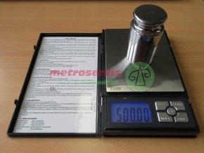 14192-33 kapesní váha 500 g