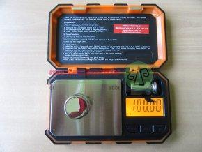 14192-645C kapesní váha 200 g