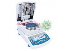 MA 50 1.R analyzátor vlhkosti Radwag2