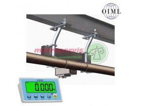 V1T-T-200 M  250 kg/ 100 g  200 mm Řeznická a jateční váha