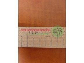 Dřevěný metr