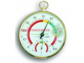 TFA 45.2000 analogový vlhkoměr s teploměrem metroservis,