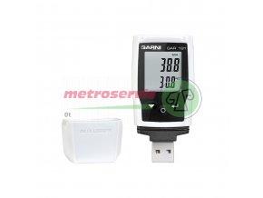 Datalogger pro měření teploty a rel. vlhkosti GAR 191 Metroservis s.r.o.