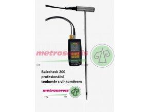 BaleCheck 200 zemědělský vlhkoměr Metroservis