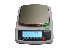TB L 6000 laboratorní předvážka T Scale1