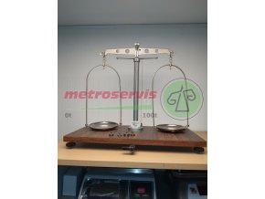 Mechanická laboratorní rovnoramenná váha