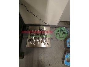 Akreditovaná kalibrace vah do 60 kg - nové