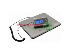 Akreditovaná kalibrace vah do 300 kg - nové