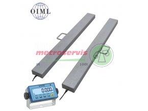 TVLL1250A12 Ližinová váha 3 t