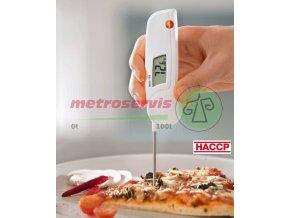 Testo 103 malý vpichový teploměr s HACCP