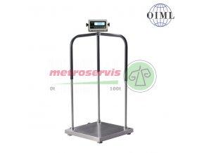 1T6060LODRWP osobní lékařská váha 150 kg