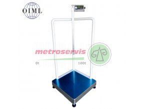 1T6060LOVDRWP osobní lékařská váha 150 kg