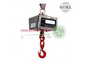 J1 RWS jeřábová váha 60 kg