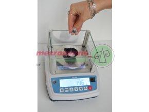 NHB1500 Laboratorní váha 1,5 kg